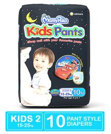 Mamy Poko Kids Pants For Boys - 10 Pieces