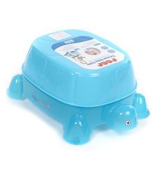Reer Tortoise Shape Baby Potty Chair - Blue