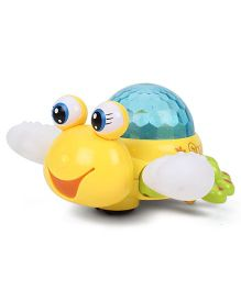 Imagician Playthings Kids Villa Fab Crab - Yellow Blue