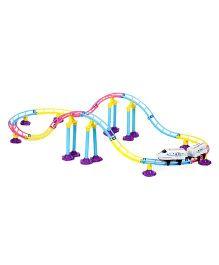 Imagician Playthings Kratos Roller Coaster Adventure Track  Set - Multicolor
