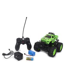 Imagician Playthings Remote Control Kratos Motor Storm Land Buster - Green
