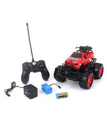Imagician Playthings Remote Control Kratos Motor Storm Land Buster - Red