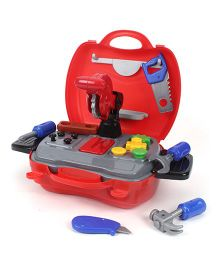 Imagician Playthings Kids Villa My Tool Room Kit - Red