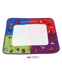 Imagician Playthings Craftival Imagi Water Doodle Classic Mat - Multicolor