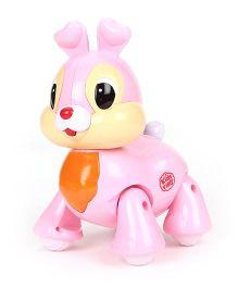 Imagician Playthings Kids Villa Pet Buddy Bunny - Pink
