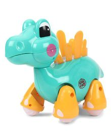 Imagician Playthings  Kids Villa Jungle Friend Dinosaur - Green