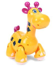 Imagician Playthings Kids Villa Jungle Friend Giraffe - Yellow