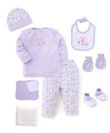 Mee Mee Clothing Gift Set Pack Of 9 MM 33074 - Purple