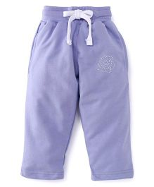 Cucu Fun Full Length Track Pants - Lavender