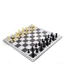 Sunny Chess Royale Board Game - Black & White