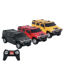 Toycry Hummer H-2 SUV Radio Control Car (Colour May Vary)
