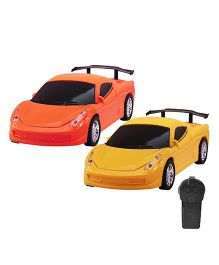 Toycry Two Way Remote Car (Colors May Vary)