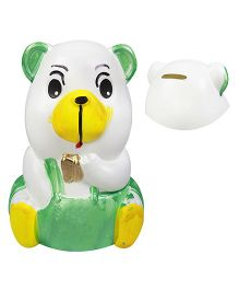 Toycry Teddy Baby Money Bank - (Colors May Vary)