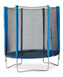 Plum 6 Feet Trampoline And Enclosure - Blue