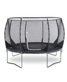 Plum 6 Feet Magnitude Trampoline With Enclosure - Black