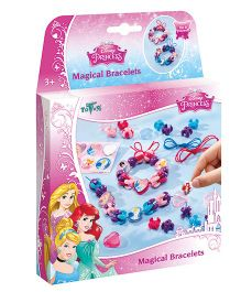 Totum Disney Princess DIY Magical Bracelets - Multi Color