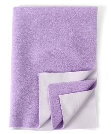 Mee Mee Bed Protector Mat - Purple