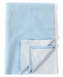 Mee Mee Bed Protector Mat - Blue