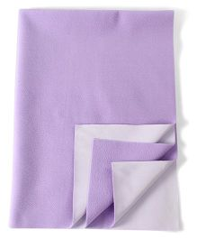 Mee Mee Bed Protector Mat Medium - Purple