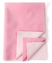 Mee Mee Bed Protector Mat - Pink