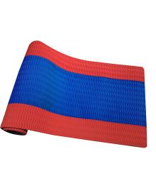Ultimate Relaxo Yoga Mat - Red Blue