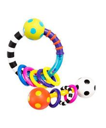 Sassy My First Rattles Multicolor - 13 cm
