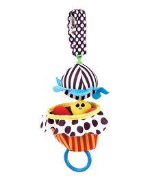Sassy Peek-A- Boo Jitter Bee Multicolour - 24 cm