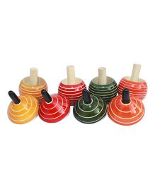 Aatike Buguri Combo Pack Multicolor - Set Of 8