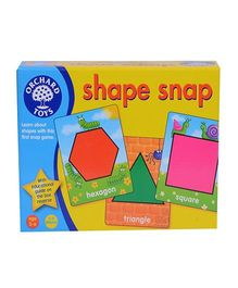 Orchard Shape Snap Puzzle - Multicolor