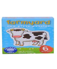 Orchard Farmyard Puzzle - 12 Pieces