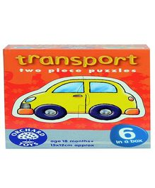 Orchard Transport Puzzle - 12 Pieces