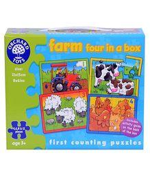 Orchard Farm Four Puzzle - 30 Pieces