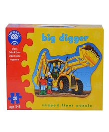 Orchard Big Digger Jigsaw Puzzle - 20 Pieces