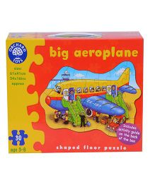 Orchard Big Aeroplane Puzzle - 30 Pieces