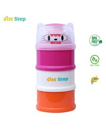 1st Step Milk Powder Container 3 Way (Design May Vary)