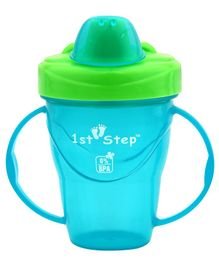 1st Step 2 Handle Cup Blue - 180 ml