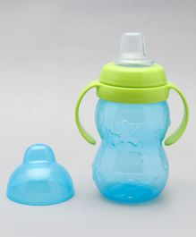 1st Step 2 Handle Cup Blue - 250 ml