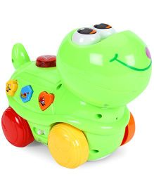 Mitashi Skykidz Happy Go Lucky Pet Toy - Green