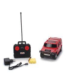 Mitashi Dash Street Master Remote Control Car - Red