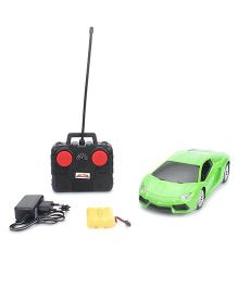 Dash Street Master Remote Control Car - Green
