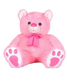 Ultra Life Size Plush Teddy Bear Soft Toy Pink - 182 cm