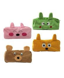 Ultra Cute Expressive Pencil Pouch Case