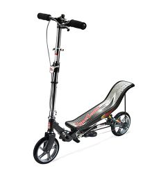 Space Scooter Ride On X580 - Black
