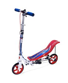 Space Scooter Ride On X580 - Red Blue