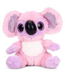 Keel Sparkle Eye Pals Koala Soft Toy - Height 14 cm