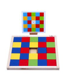 Eduedge Let's Solve Vertizontal Block Game - Multi Color