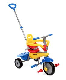 Smartrike Breeze 3 in 1 Tricycle - Yellow & Blue