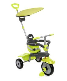 Smartrike Carnival Tricycle - Green