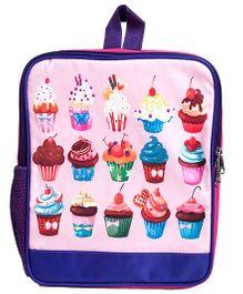 Li'll Pumpkins Cupcake Backpack - Multicolour