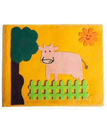 Li'll Pumpkins Farm Drawing Books - Yellow